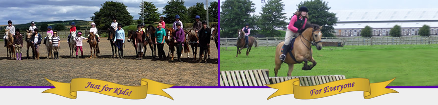 Holiday Activities at Caistor Equestrian Centre