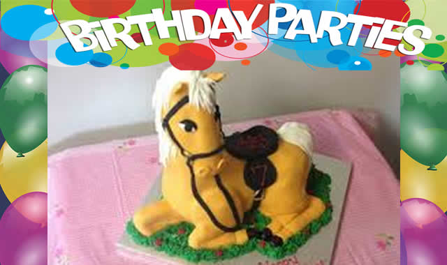 Birthday Parties at Caistor Equestrian Centre