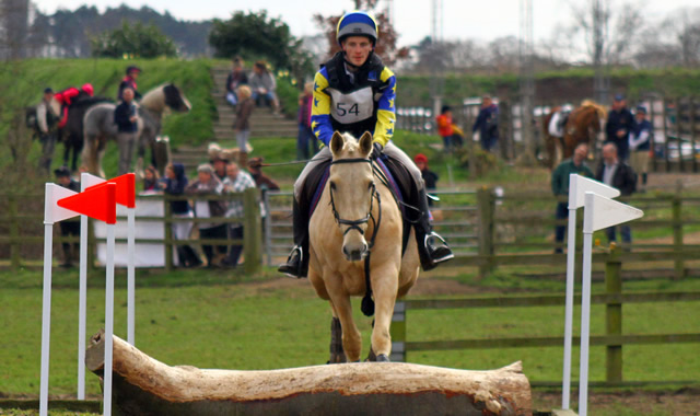 Hunter Trial on 17th April 2017 at Caistor Equestrian Centre